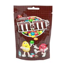 m&m's შოკოლადი 130 გრ