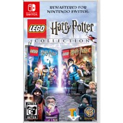 NINTENDO SWITCH LEGO HARRY POTTER : COLLECTION
