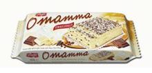ნამცხვარი შოკოლადის ფანტელებით O'MAMMA Stracciatella 300 გრ