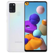 Samsung Galaxy A21s 4/64GB LTE White მობილური ტელეფონი