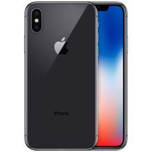 Apple iPhone X 64GB Space Grey მეორეული მობილური ტელეფონი