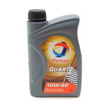 TOTAL ძრავის ზეთი Quartz Racing 10W-60 1ლ