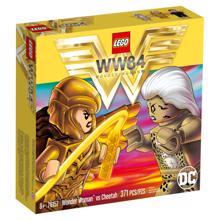 Lego WW84 ქალი საოცრება და ჩიტა