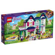 lego FRIENDS -Andrea's Family House კონსტრუქტორი