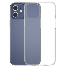 Baseus Simple Case For iPhone 12 Transparent ქეისი