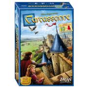 z-man games Carcassonne (replica) სამაგიდო თამაში