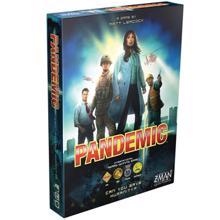 z-man games სამაგიდო თამაში Pandemic