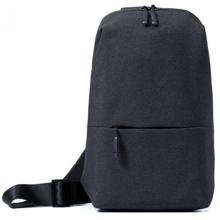 Xiaomi Mi City Sling Bag Dark Grey ნოუთბუქის ჩანთა