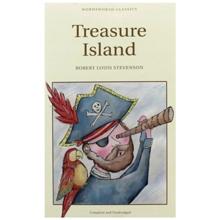 ბიბლუსი Treasure Island - რობერტ ლუის სტივენსონი