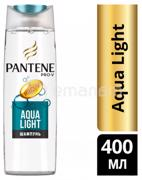 შამპუნი Pantene PRO-V Aqua Light 400 მლ