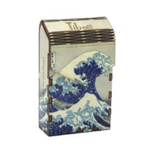 ხის ყუთი The Great Wave off Kanagawa