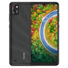 Tecno POP 4 Pro (BC3) 1/16Gb Dual Sim Pearl Black მობილური ტელეფონი