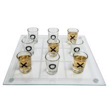 ,,დალიე'' სამაგიდო თამაში მათრობელა Tic Tac Toe