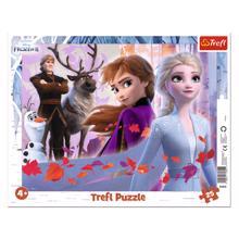 TREFL Adventures in the Frozen ფაზლი