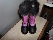 ბავშვის ზამთრის ფეხსაცმელი