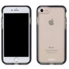 REMAX Case for iPhone 7 Black/Transparent ქეისი