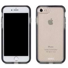 REMAX Case for iPhone 7 Black/Transparent ქეისი