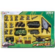 Maisto Mai-FM Fresh Forces - Maximum Force Set სამხედრო ნაკრები090159123910