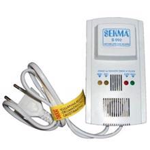 Sekma გაზის სენსორი S092 Carbon Monoxide Detectors Voice Strobe Home Sec