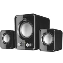 TRUST Ziva Compact 2.1 Speaker Set დინამიკი