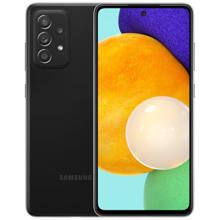 Samsung Galaxy A52 4/128GB Black მობილური ტელეფონი