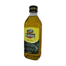 Basso ცივი დაწურვის ზეითუნის ზეთი 500 მლ