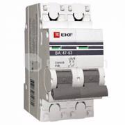 EKF ავტომატური ამომრთველი EKF mcb4763-2-63C-pro C63