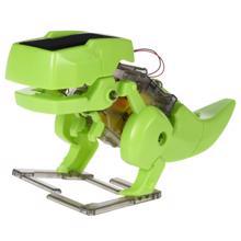 Same Toy 3 in 1 Solar DIY robot kit რობოტი დინოზავრი მზის ელემენტზე