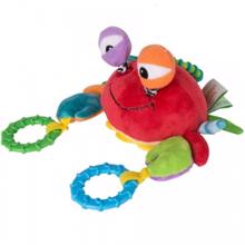 HAPPY SNAIL ჩვილის სათამაშო Crab Charmer