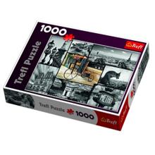 TREFL Puzzles 1000 Paris Collage ფაზლი