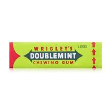 Wrigley's საღეჭი რეზინი პიტნის არომატით Doublemint 10 გრ