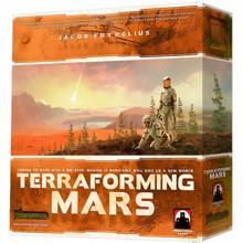 bgc სამაგიდო თამაში Terraforming Mars
