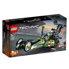 Lego TECHNIC დრაკტერი
