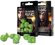 Tortuga კამათელი - 7-set Classic RPG GRye (7-set Classic RPG GRye)