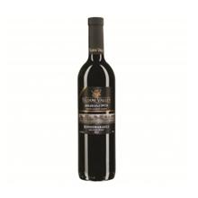 TELIANI VALLEY წითელი ნახევრად ტკბილი ღვინო ქინძმარაული 750 მლ