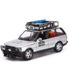 Bburago სათამაშო მანქანა 1:24 scale-range