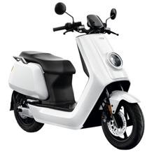 NIU NQI Sport (EVE Battery) White ელექტრო სკუტერი