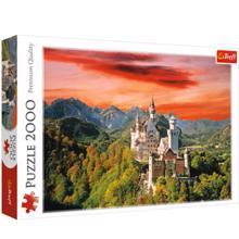 TREFL ფაზლი Neuchwanstein Castle