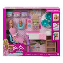 MATTEL Barbie  სპა სალონში ლეკვით