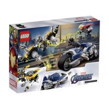 LEGO SUPER HEROES-შურისმაძიებელი ბაიკერები