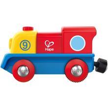 Hape სათამაშო მანქანა Brave Little Engine