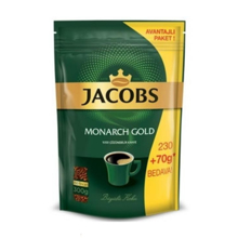 Jacobs ხსნადი ყავა 300 გრ