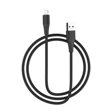 Hoco მობილურის კაბელი Hoco X32 USB to Lightning Black