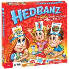 bgc სამაგიდო თამაში Hedbanz