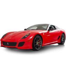 Bburago სათამაშო ლითონის მანქანა FERRARI R & P 599 GTO