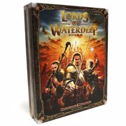 Wizards of the Coast D&D Lords Of Waterdeep Boardgame სამაგიდო თამაში