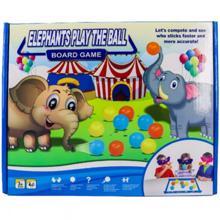 Chita • ჭიტა სამაგიდო თამაში სპილო ბურთებით