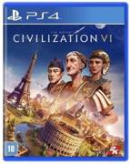 Sony PS4 CIVILIZATION 6