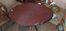 იტალიური ხის მაგიდა
