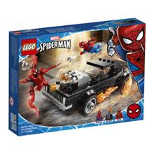 lego Marvel - Spider-Man and Ghost Rider vs. Carnage კონსტრუქტორი